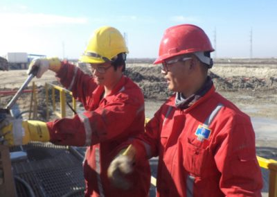 Mud-engineer